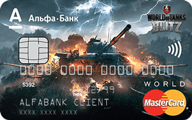 World of Tanks Blitz Альфа-Банк