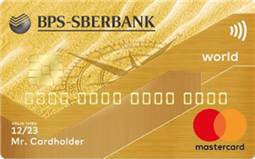 БПС Сбербанк - ComPass Premium MasterCard World