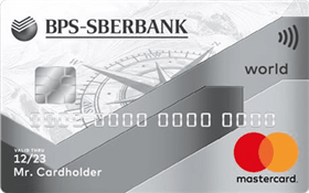 БПС Сбербанк - ComPass MasterCard World