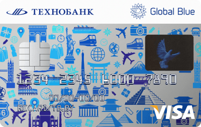 Технобанк - Global Card VISA Classic